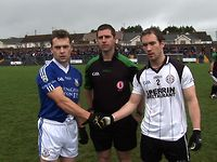 Dromore v Omagh, PowerNI Tyrone SFC Semi-final