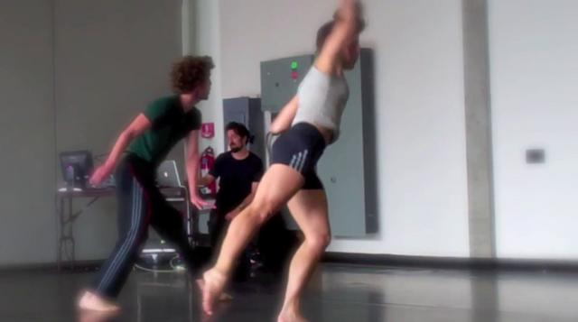 A Minute of Dreaming In Code with Liz Gerring Dance Company