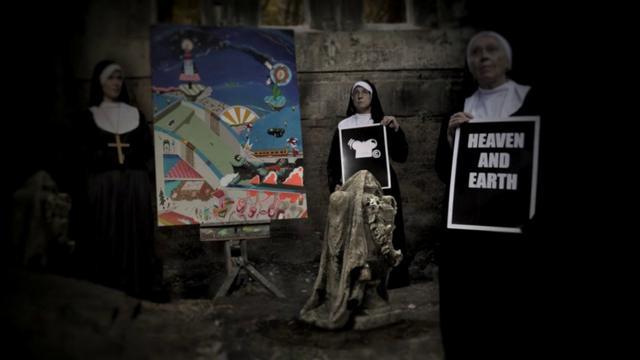 Sickboy - Heaven & Earth