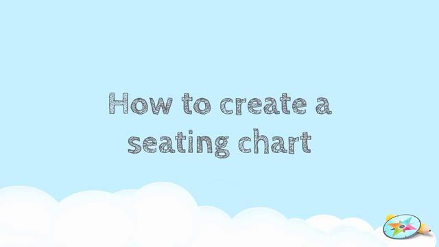 make a seating chart