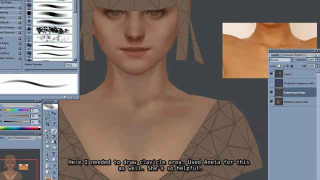 Projection texturing (part 1)