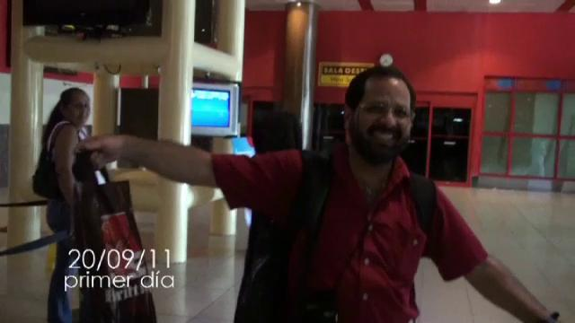 Misión Cuba 2011. Cap 1. GUANTANAMO