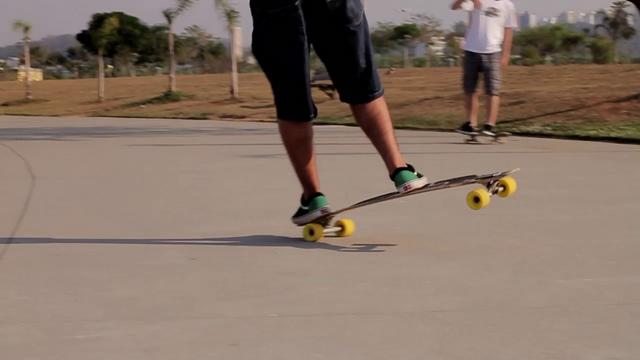 Longboard Dancing in Brazil