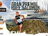 GPBS Copa y Campeonatos de España - II Carrera por Montaña de Vitorua - Gasteiz - 2011