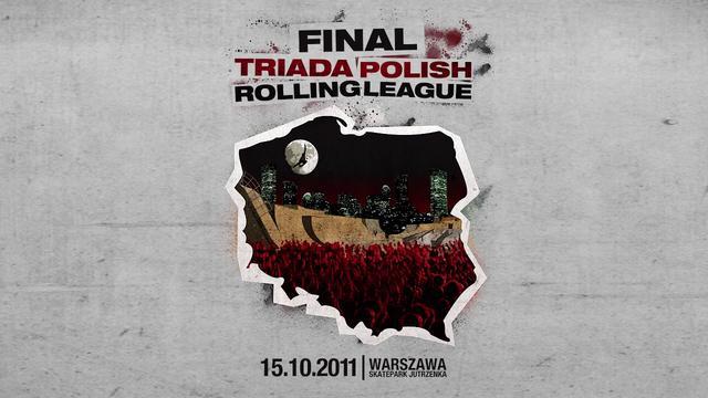 Polish Rolling League finał promo