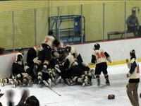 "2006-07 Season - Tiger Hockey -FCIAC Championship Highlight (""Bubba O'Riley)"
