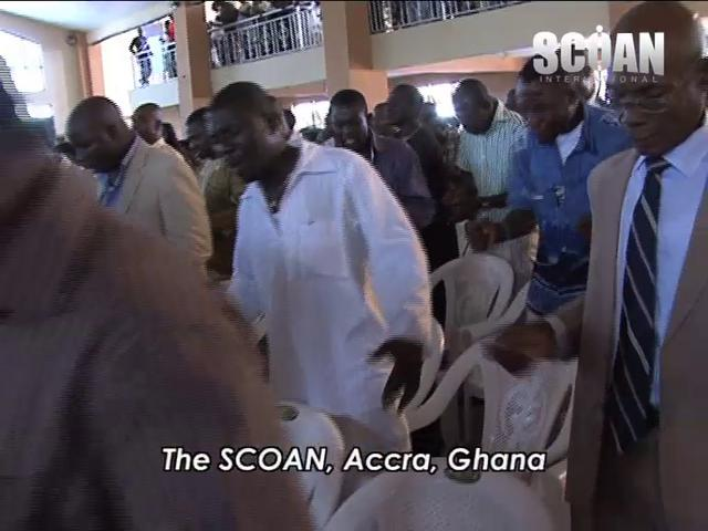 Anointing Water - GHANA (October)