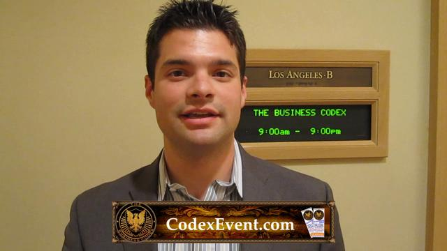 Business Codex Testimonial by Xavier Padilla #35