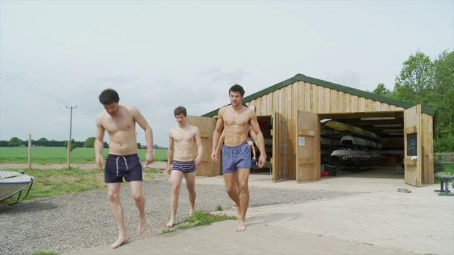 Warwick Rowing 2012: The Making of the Calendar (Trailer)
