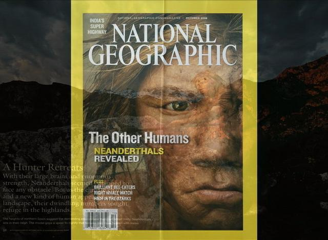 BTS- National Geographic: The Other Humans, Neanderthals Revealed