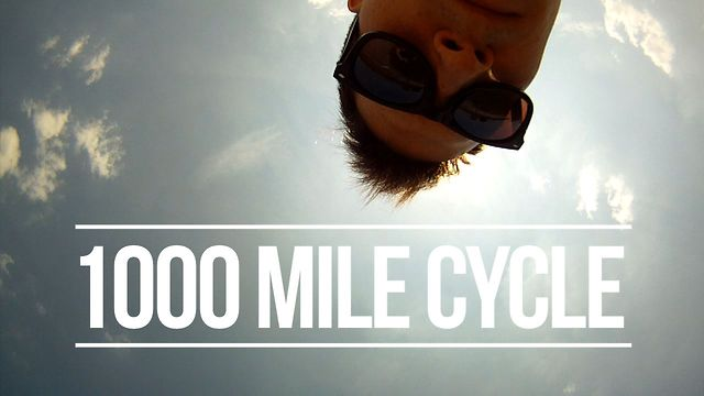 1000 MILE CYCLE (HD)