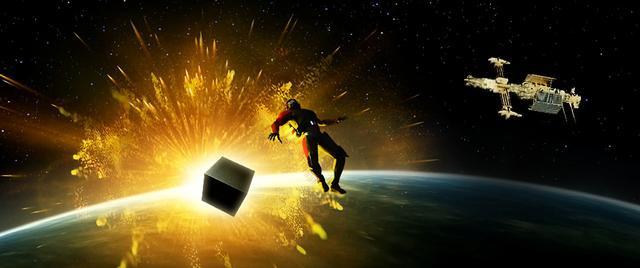 Короткометражка 2011: A Space Adventure онлайн