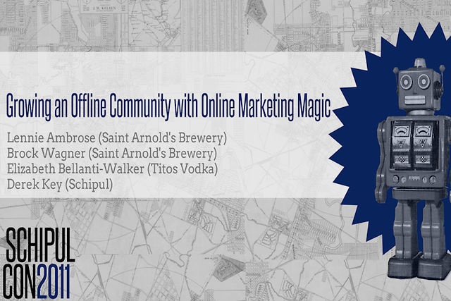 Growing an Offline Community with Online Marketing Magic