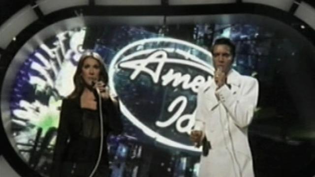 American Idol - Elvis & Celine Dion Duet Special