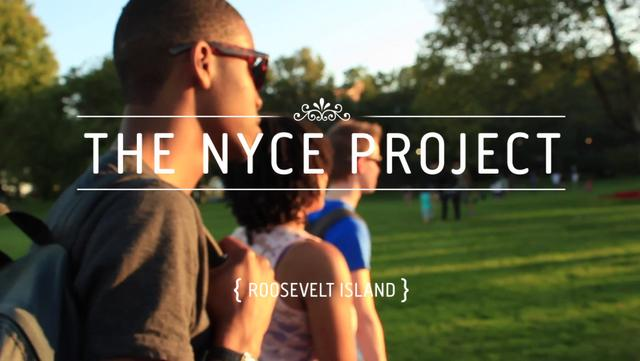 The NYCE Project: Roosevelt Island