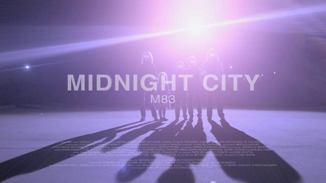 Music Video: M83 – Midnight City