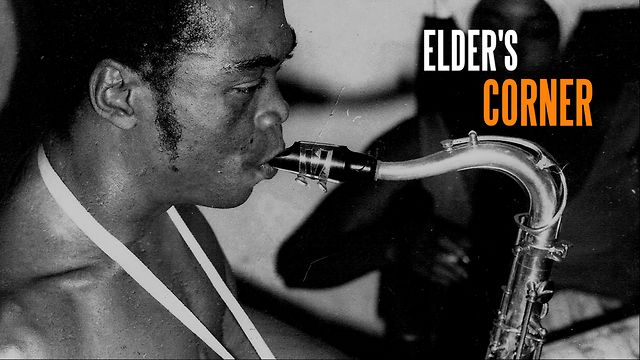FELA LIVES! Elder's Corner Tribute