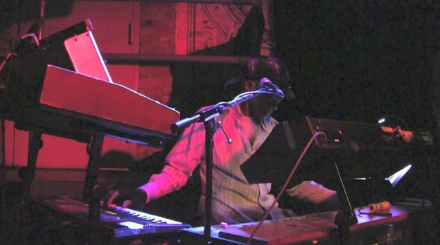 """The Pace Report: """"Dr Woo's Jazzy-Funky Orchestra"""" The Bernie Worrell Interview wsg Evan Taylor"""
