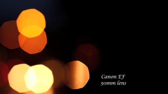 Canon DSLR Lens Test