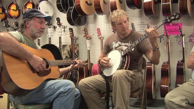 PBS Tease_Give Me The Banjo