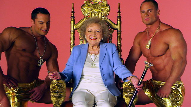 I'm Still Hot featuring Betty White and Luciana