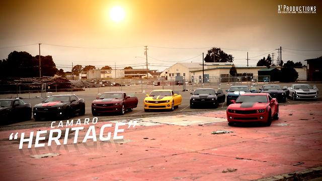 Camaro : Heritage