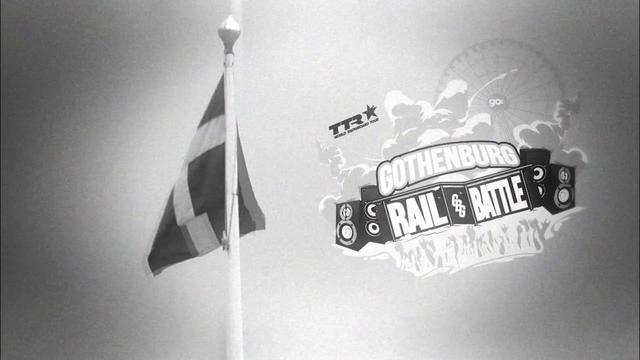 Gothenburg Rail Battle 2011 Teaser