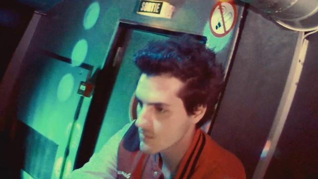 Christophe Jourdan @ Fée Verte (Lyon)