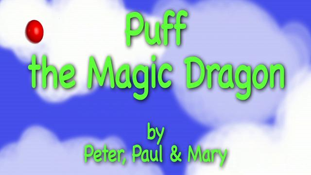 Peter Paul Mary Puff Pretty Mary