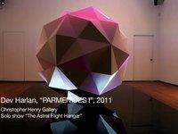 Dev Harlan - Parmenides I, 2011
