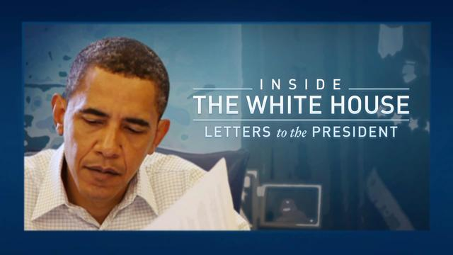 Inside the White House: Letters to the President