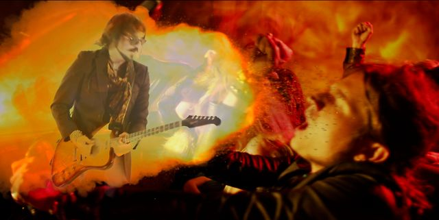 """Rival Sons """"All Over The Road"""" music video"""