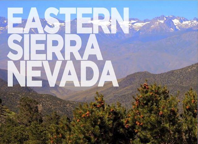 Eastern Sierra Nevada • HD