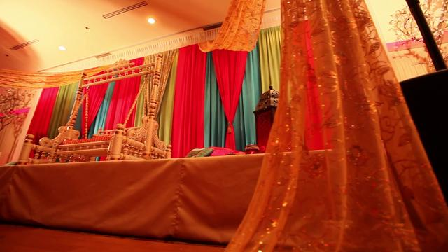Komal & Farhan's Mehndi Night Live Presentation on Day 4 | Mediavision Cinematography