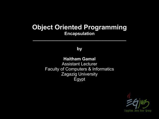 Object Oriented Programming Python Design Patterns