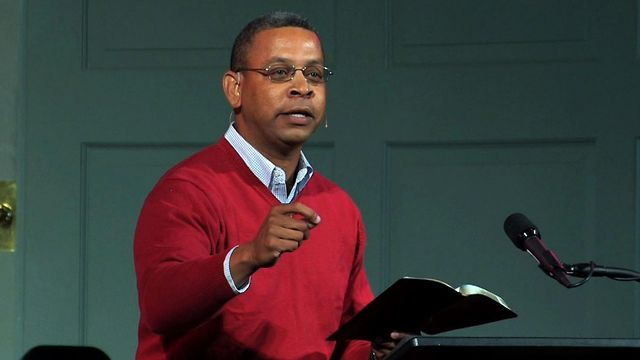 Sermon on Hebrews 12 1 3 http://vimeo.com/30920301
