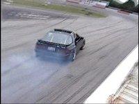 Midvale Speedway Rx7 FC Drift Video