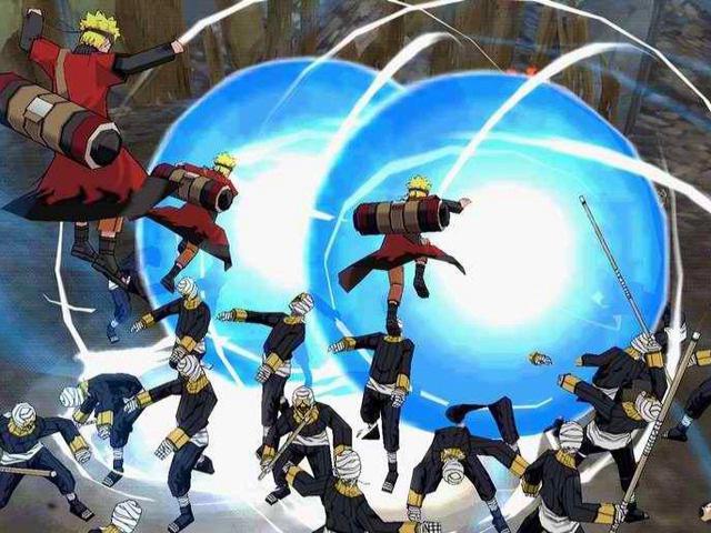 Naruto Ultimate Ninja Impact Psp Espanol