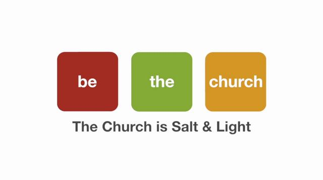 be the church the church is salt light on vimeo. Black Bedroom Furniture Sets. Home Design Ideas