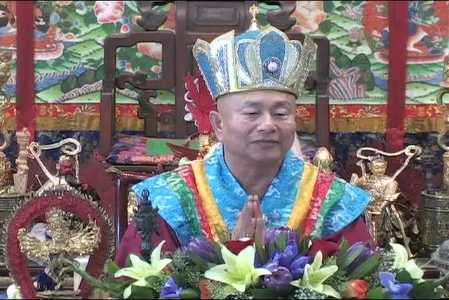 10/23/2011 The First Dharma Teaching of Phurba Dorje by Grand-Master Lu - Rainbow Temple