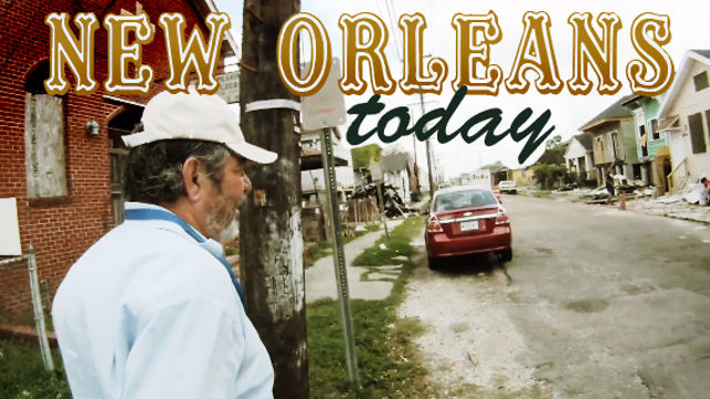 New orleans today on vimeo for Things to do today in new orleans