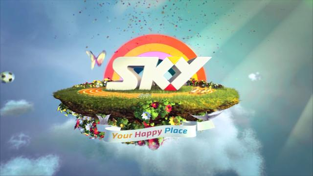 Sky TV New Zealand Idents