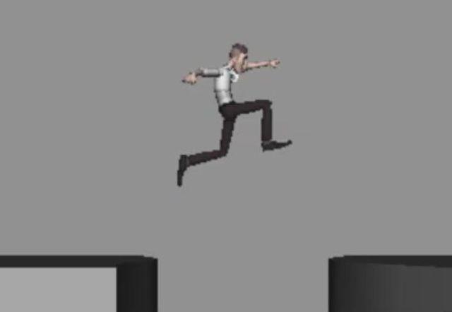 Gap jump wip on vimeo for Jump the gap