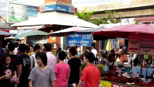 Chatuchak Weekend Market (Bangkok)