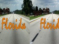 Road Trip - FLORIDA - 3D Stop Motion