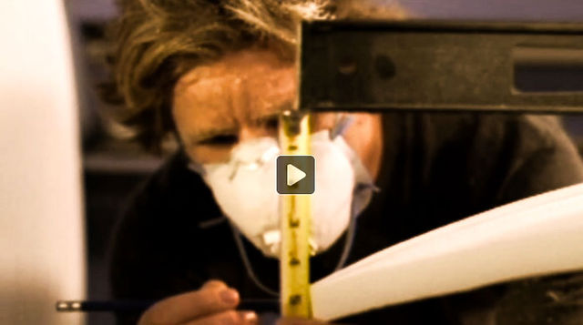 Handshaping a Surfboard with Todd Proctor
