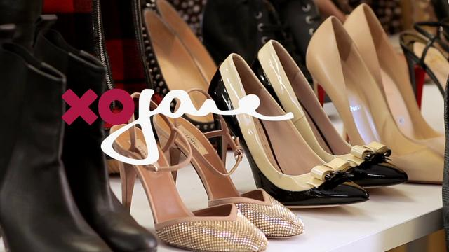 XO Jane.com Fall Shoe Trends (3:04)