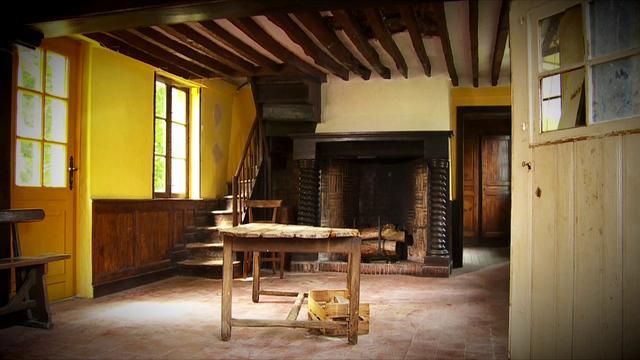 La maison des jours heureux de sainte th r se de lisieux l 39 interieur de la maison on vimeo for Interieur de maison
