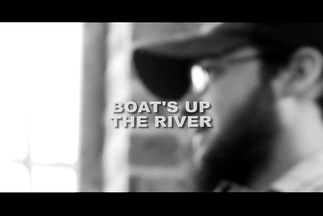 Woodstove Flapjacks - Boat's Up The River