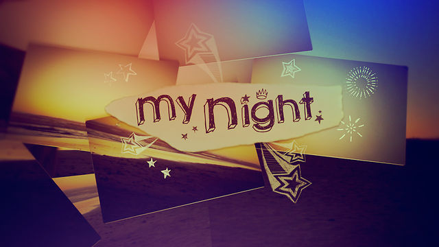 'My Night' | tv show opening sequence